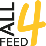 ALL4FEED Bretagne Dinan - Nutrition Animale - Logo de l'entreprise ALL4FEED