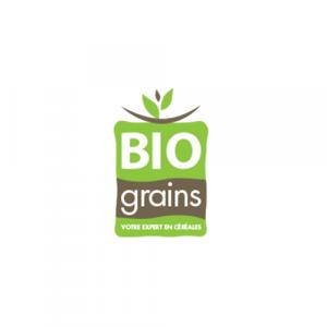 ALL4FEED Bretagne Dinan - Nutrition Animale - Logo de l'entreprise Bio Grains