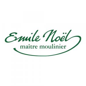 ALL4FEED Bretagne Dinan - Nutrition Animale - Logo de l'entreprise Emile Noël maître moulinier