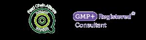 ALL4FEED Bretagne Dinan - Nutrition Animale - Logo de la norme GMP +