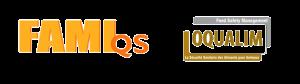 ALL4FEED Bretagne Dinan - Nutrition Animale - Logos des famiqs et oqualami