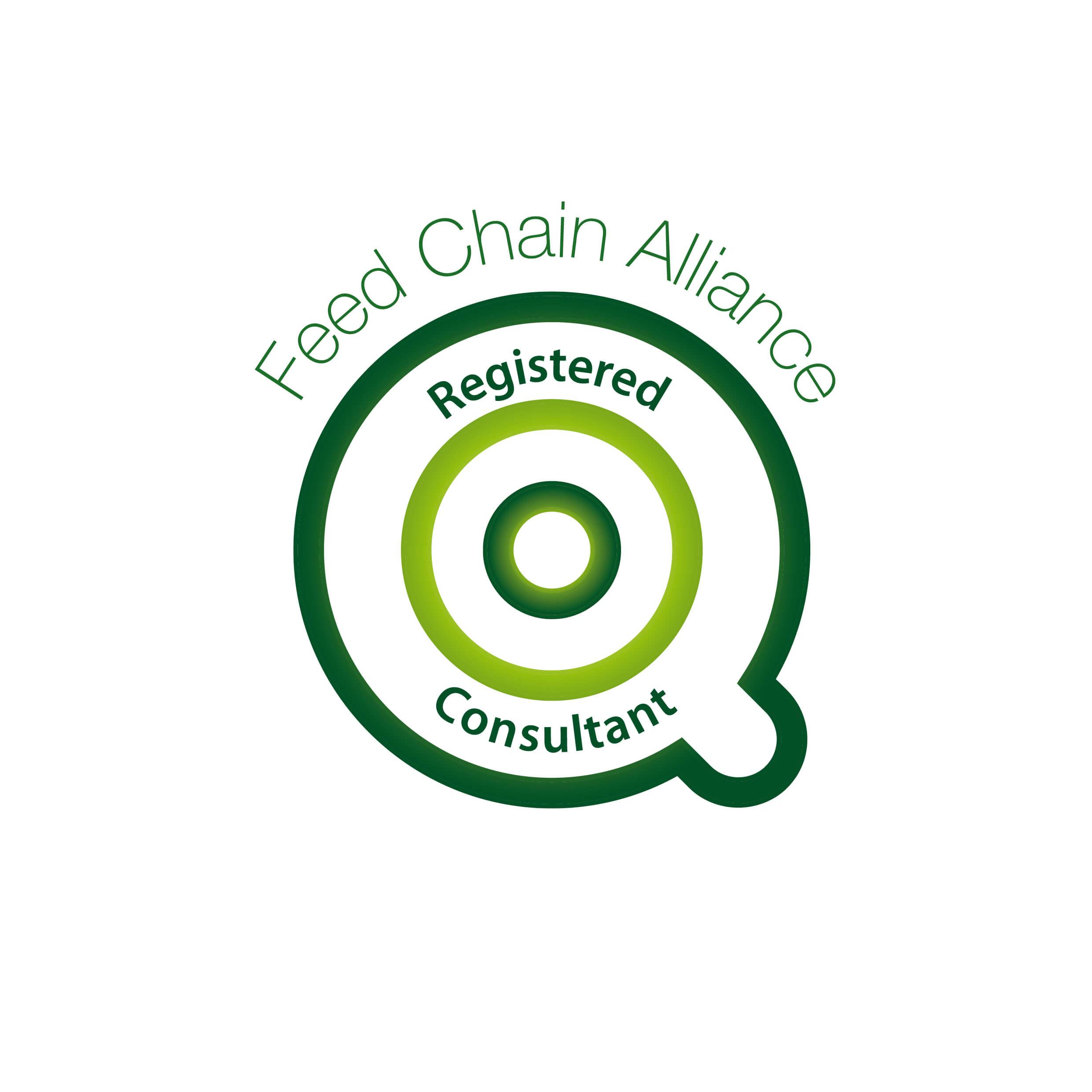 ALL4FEED Bretagne Dinan - Nutrition Animale - Logo de la norme FCA